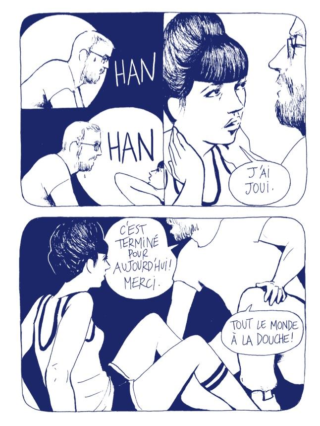 Nouvelle bande dessinГ©e porno