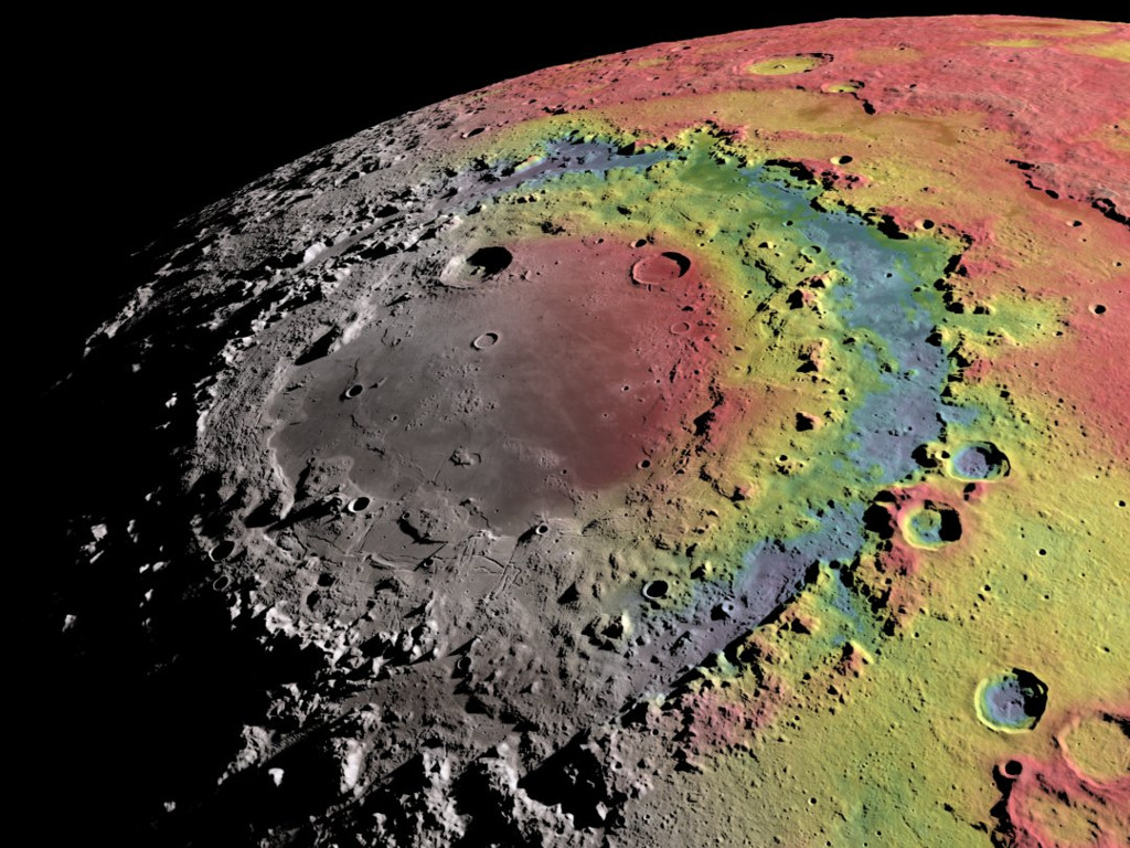 NASA Just Dropped Its Most Detailed Video Tour of the Moon Yet