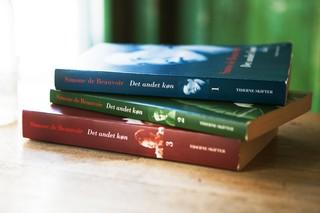 De tre bind af