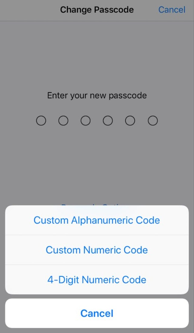 Stop Using 6-Digit iPhone Passcodes - VICE