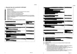 Geschwärzter Vertrag des BKA zu FinSpy