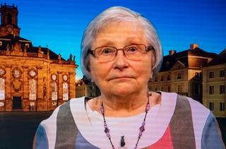 Aktivistin und Feministin Marlies Krämer bei Maischberger in der ARD