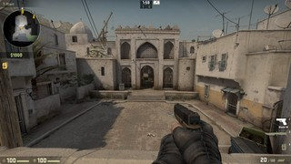 Screenshot Counter-Strike : Global Offensive Fadenkreuz