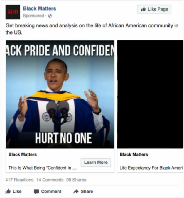 All 3,519 Facebook ads Russia used to troll the U.S. election