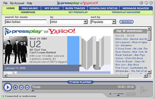 How the Music Industry Messed Up Legal Streaming the First