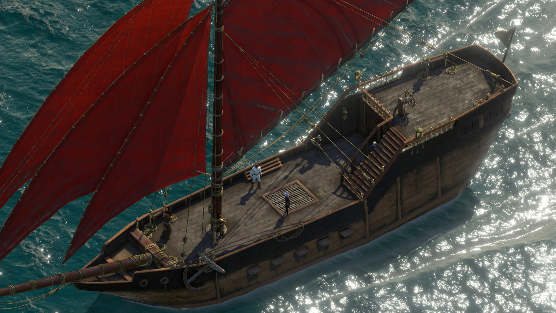Pillars of Eternity II: Deadfire' Has Too Many Debts to Pay - VICE