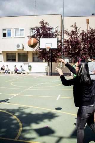 ultimo día de instituto estudiantes educacion españa bachillerato