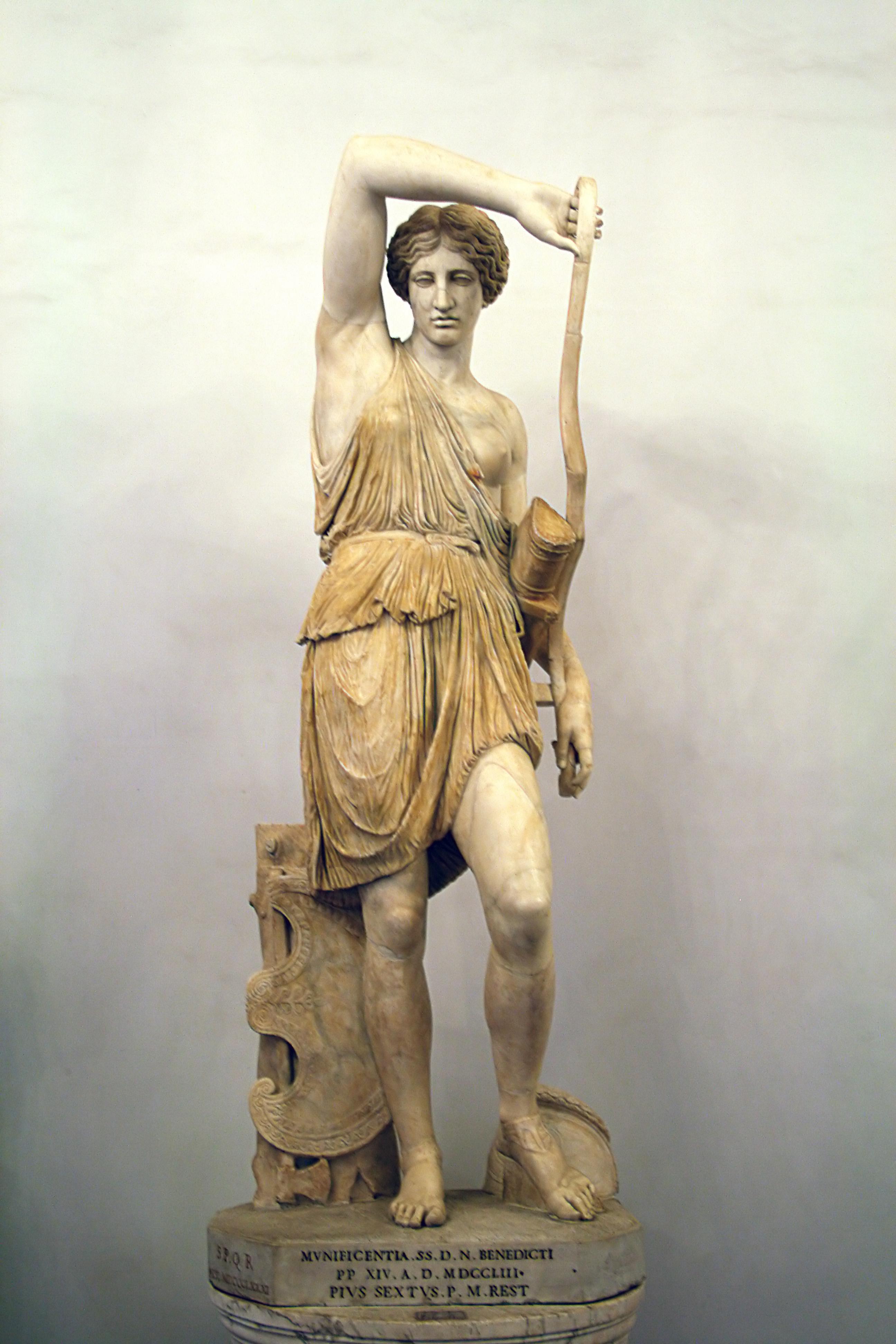 В основе образа амазонок – реальные воительницы, которые были чертовски круты