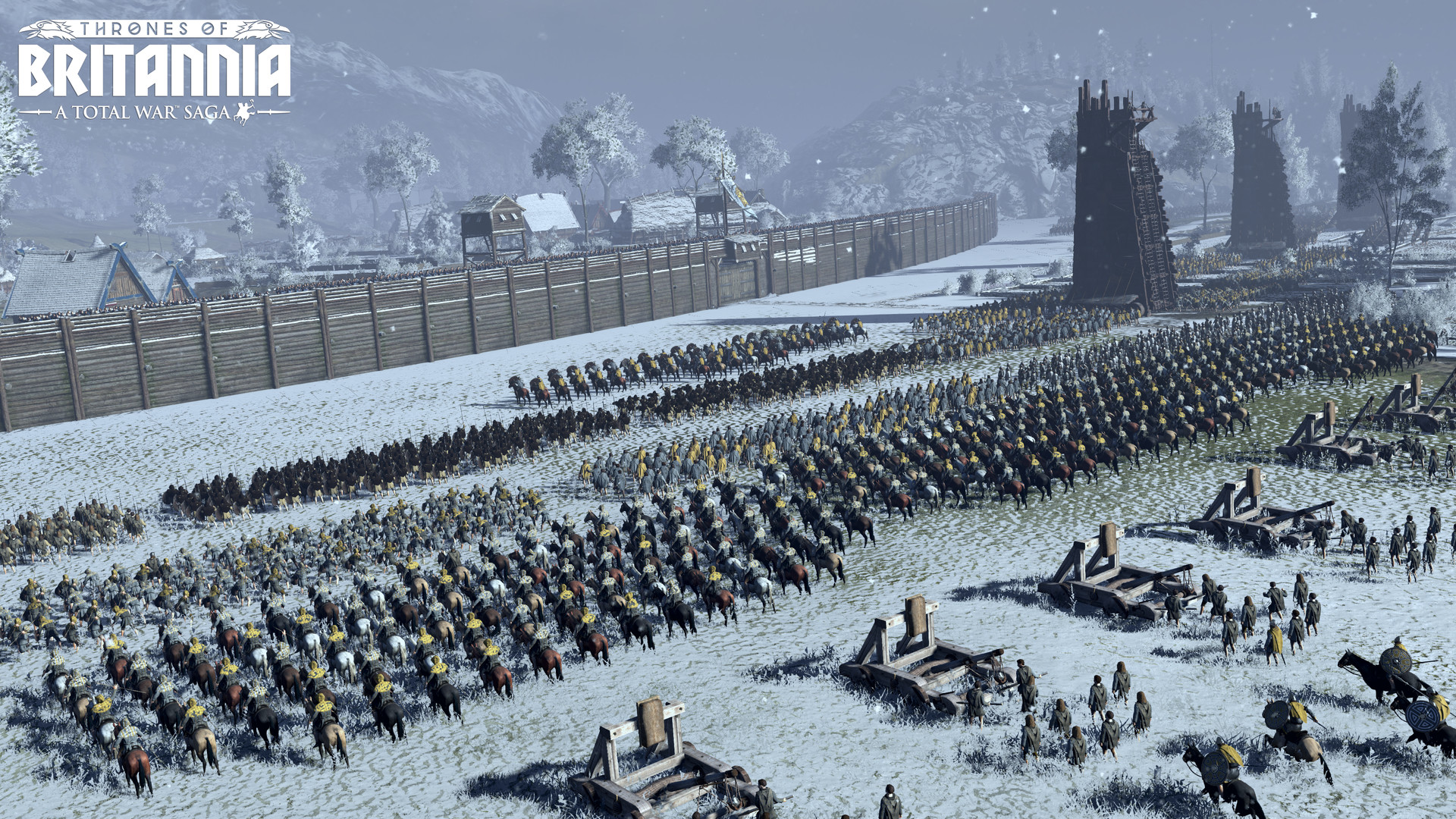 Thrones of Britannia' Is More Misadventure Than Reinvention for