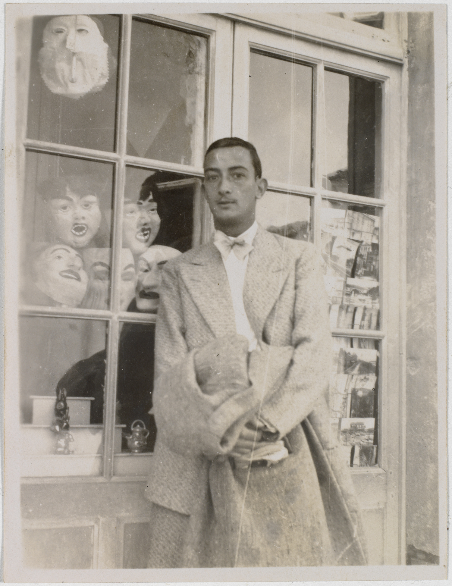 Never-Before-Seen Photos of Dalí Prove His Wife Was Way More Than a