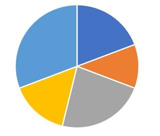 Tortendiagramm bei Excel