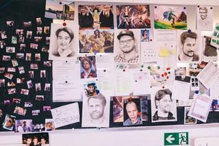 Die Fans von Rocket Beans TV schicken Zeichnungen und Selbstgebasteltes in die Redaktion