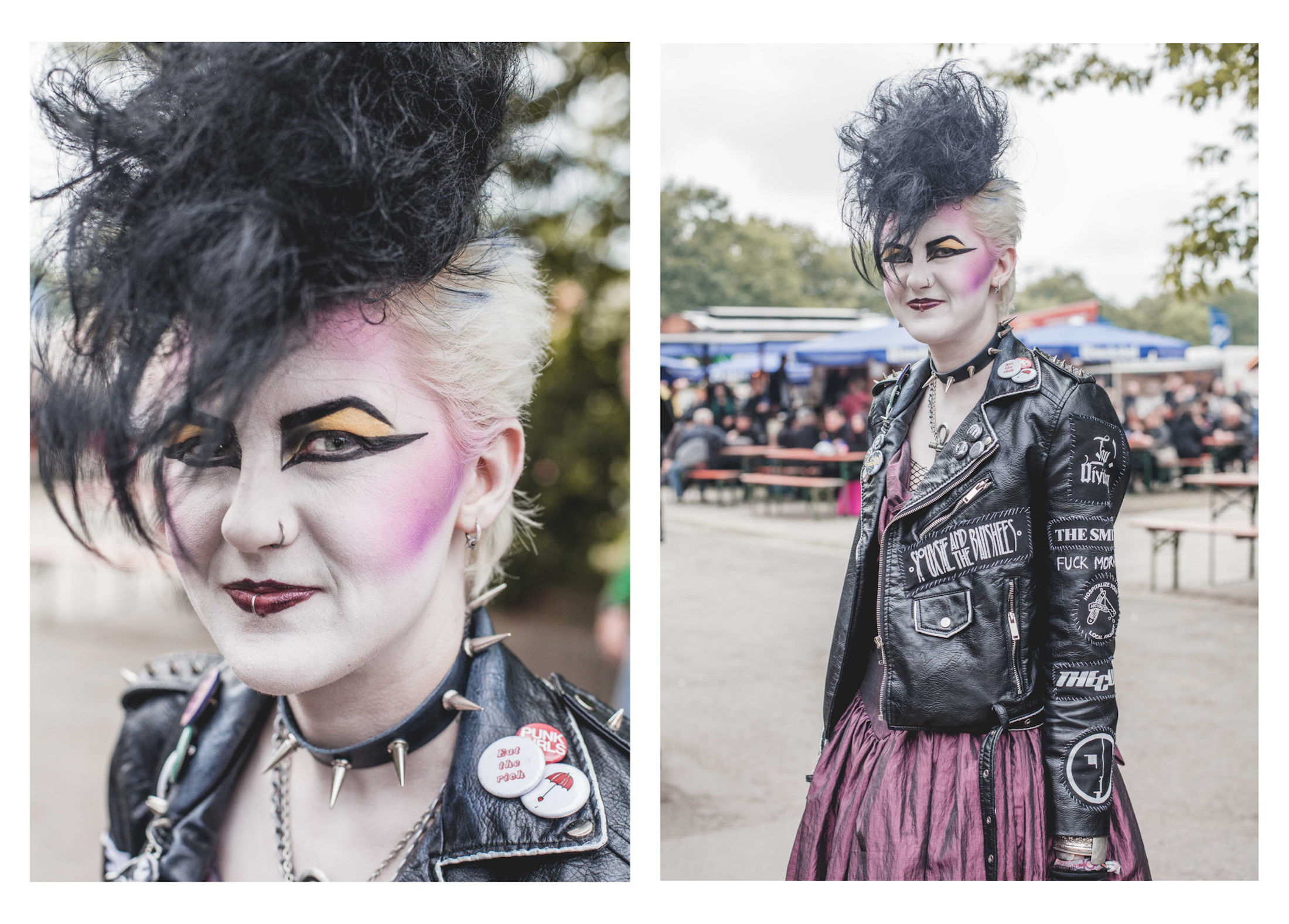 Goth dating non goths
