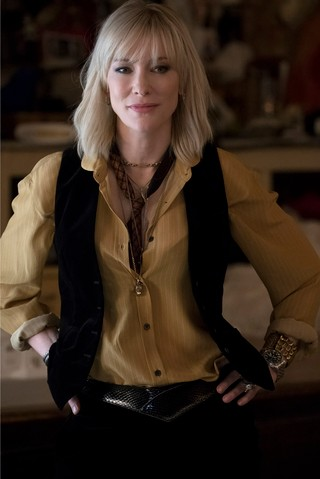 Every Outfit Cate Blanchett Wore In Oceans 8 Made Me Gayer Broadly