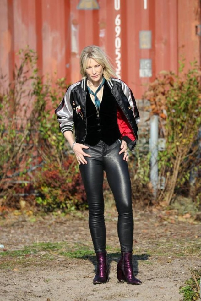 438d8ebb9 Every Outfit Cate Blanchett Wore in 'Ocean's 8' Made Me Gayer - VICE