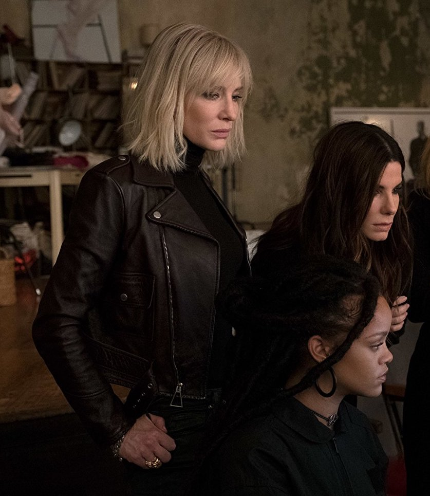 5c6415437aa45 Every queer woman is required by law to own a leather jacket. I don't make  the rules, and neither does Cate Blanchett, but I'm glad her character  respects ...
