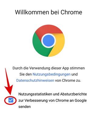 google automatische anmeldung aktivieren