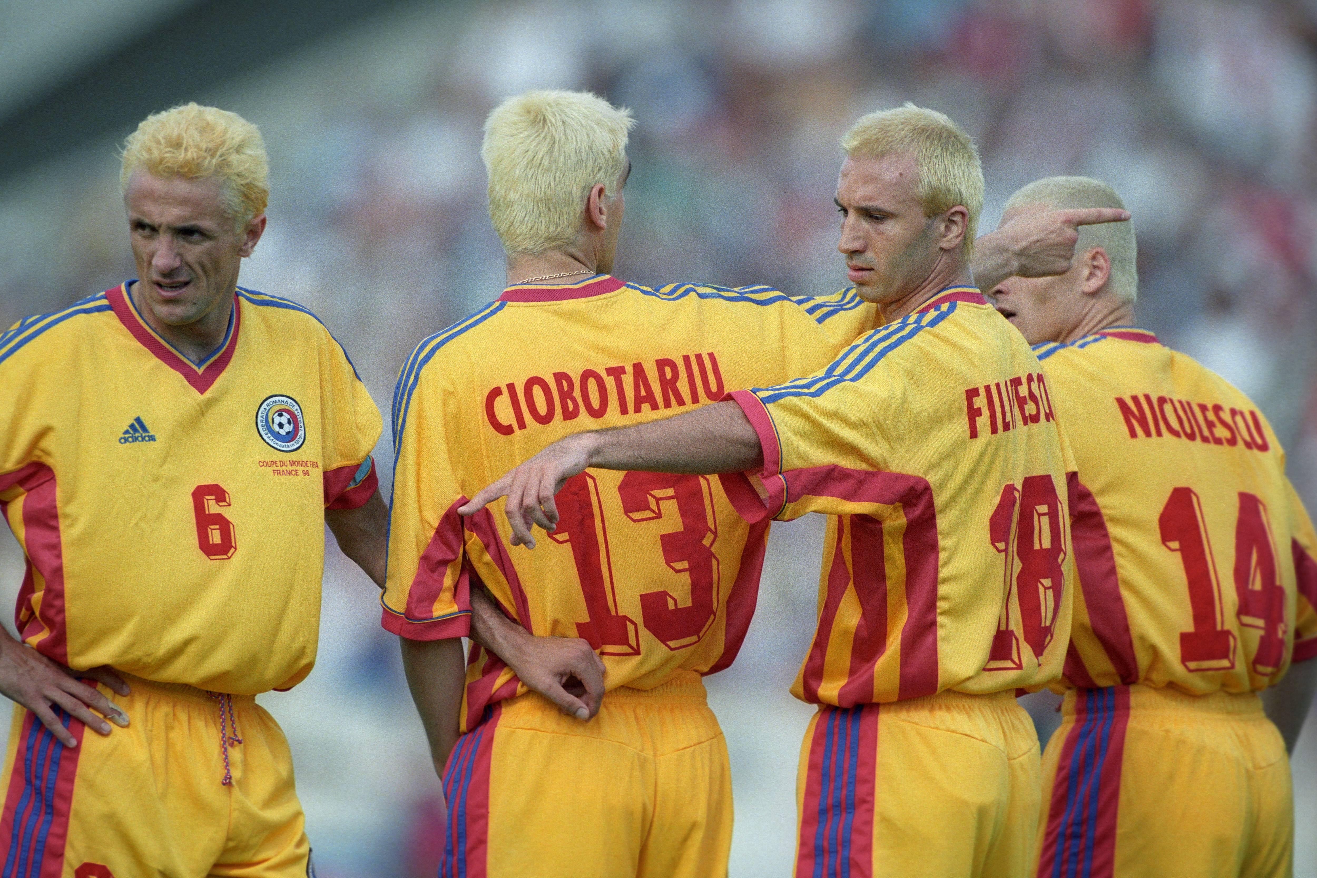 Rumänische Nationalmannschaft Spieler