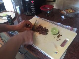 tacos de carne humana