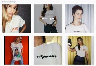 Instagram-Bilder aus der Fashion-Kampagne.