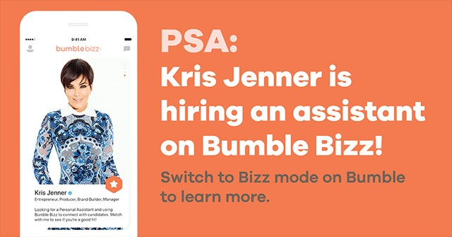 I Used Bumble's Women-Focused Networking Site to Try to Find