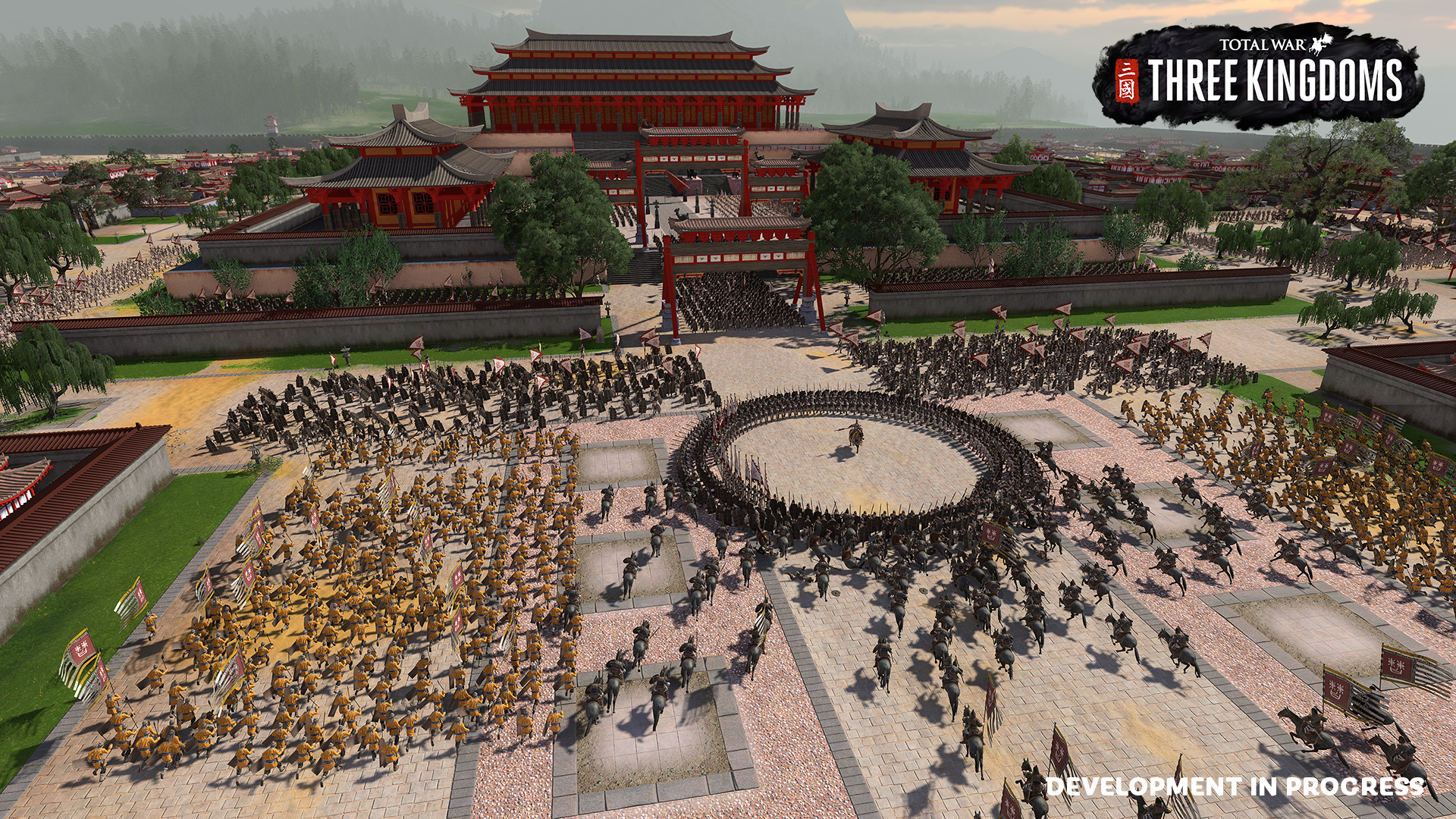How 'Total War: Three Kingdoms' Aims to Kill the Devil in the