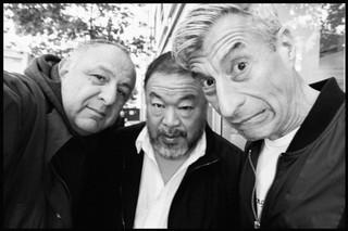 jean pigozzi fotos con famosos selfies