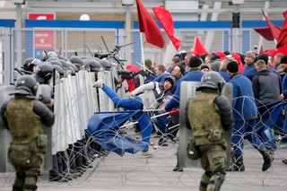 violencia hooligan mundial de rusia 2018