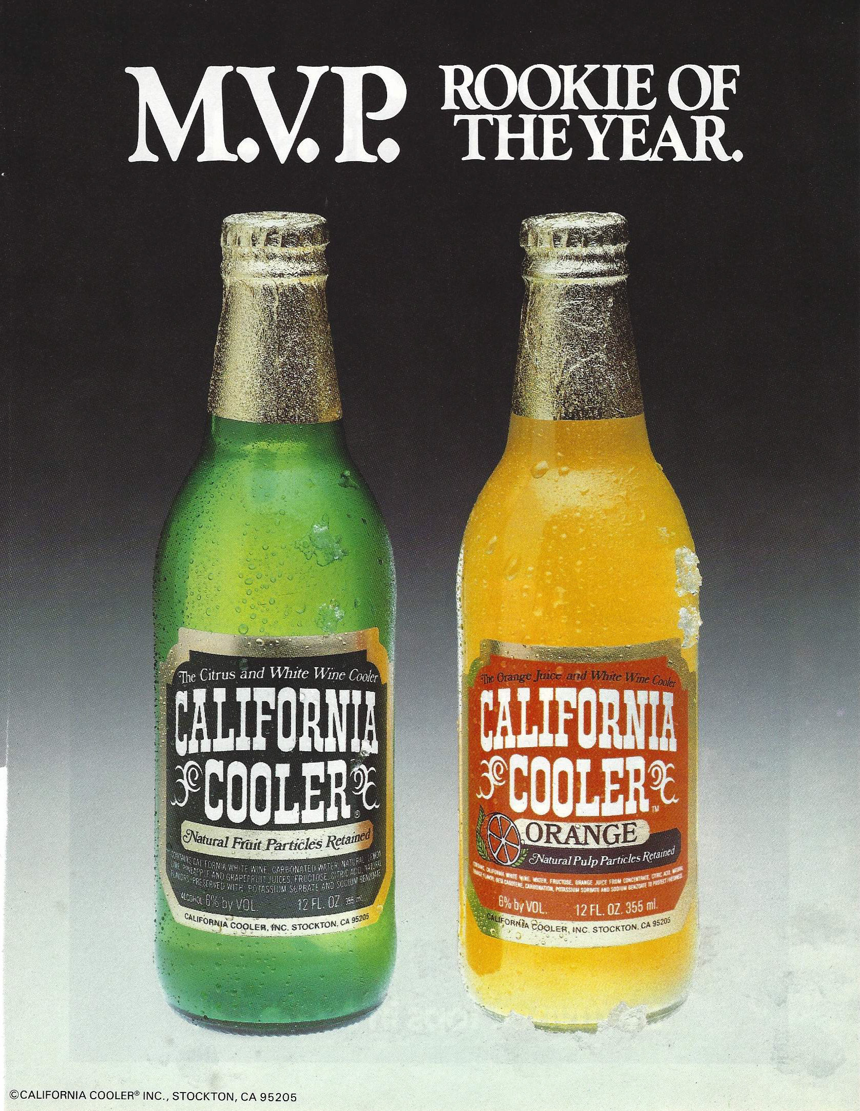 The Weird And Wavy History Of Wine Coolers