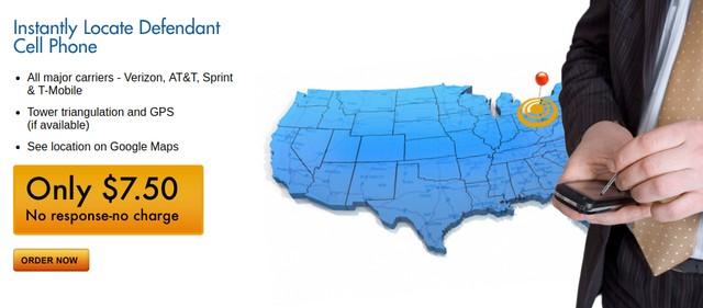 Bail Bond Company Let Bounty Hunters Track Verizon, T-Mobile