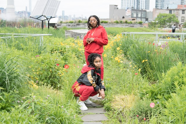 Meet Oshun, the Hip-Hop Duo Inspired by Ancestral Magic and