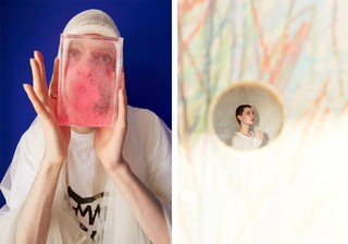 Photographs from Matty Bovan's Need4Mead zine