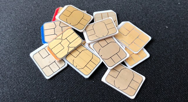 The Hackers Who Can Hijack Your SIM Card Using Only Your