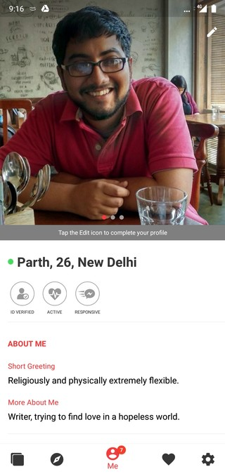 Dating personal site