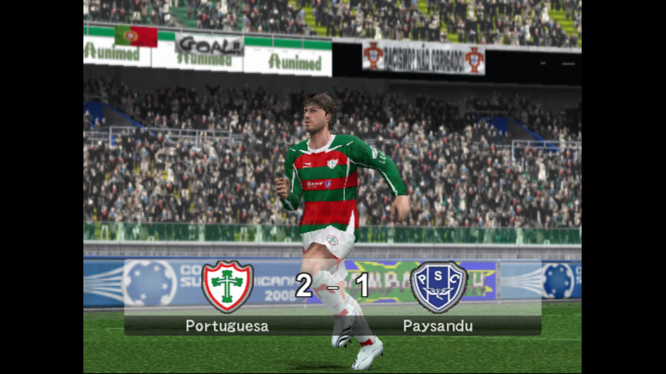 PS2 BAIXAR PES 2013 BRAZUKAS