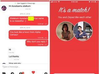 minder muslim dating app