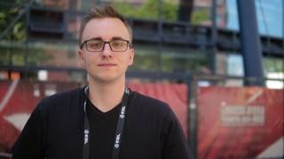 Profi-Spieler Timo Richter