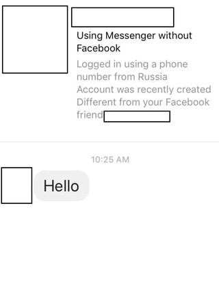 Facebook Is Testing a Feature to Tell You If That DM Came