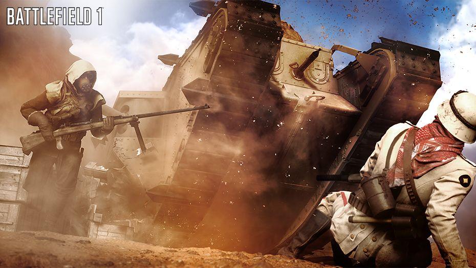 So Far, 'Battlefield V' Seems to Sand Away the Heart of 'Battlefield