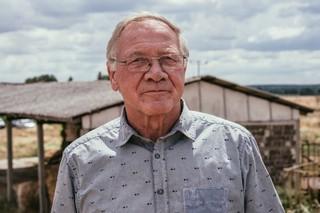 Landwirt Dietmar Plate