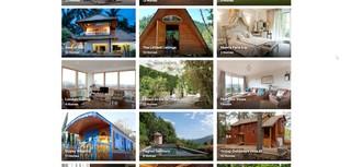 Airbnb bietet seinen Nutzern verschiedene Wishlists an
