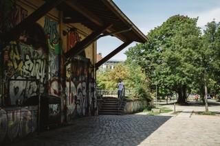 Philipp Frost im Görlitzer Park