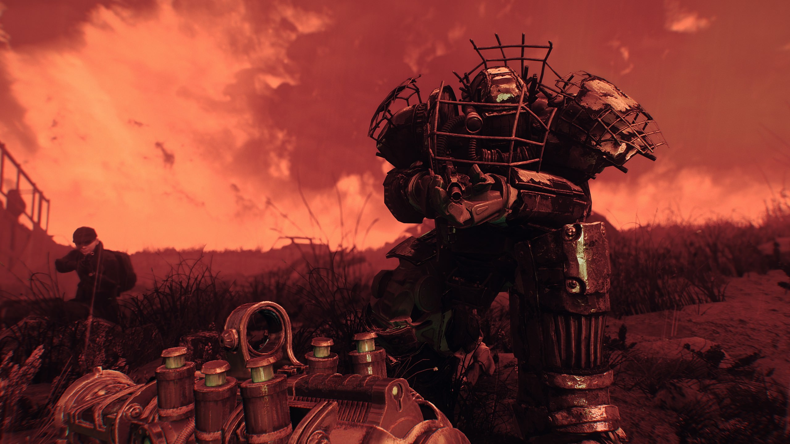 This Game Developer Turned 'Fallout 4' Into His Personal Tabletop