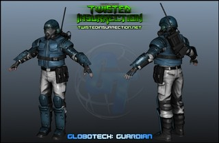 Command and Conquer: Twisted Insurrection