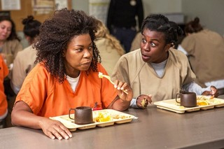 Orange Is The New Black: Eating in the prison canteen