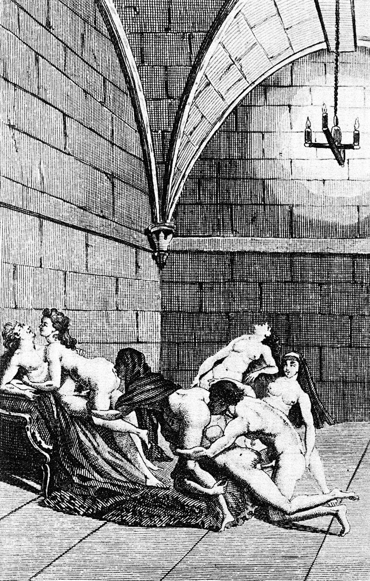 Marquis de sade porno