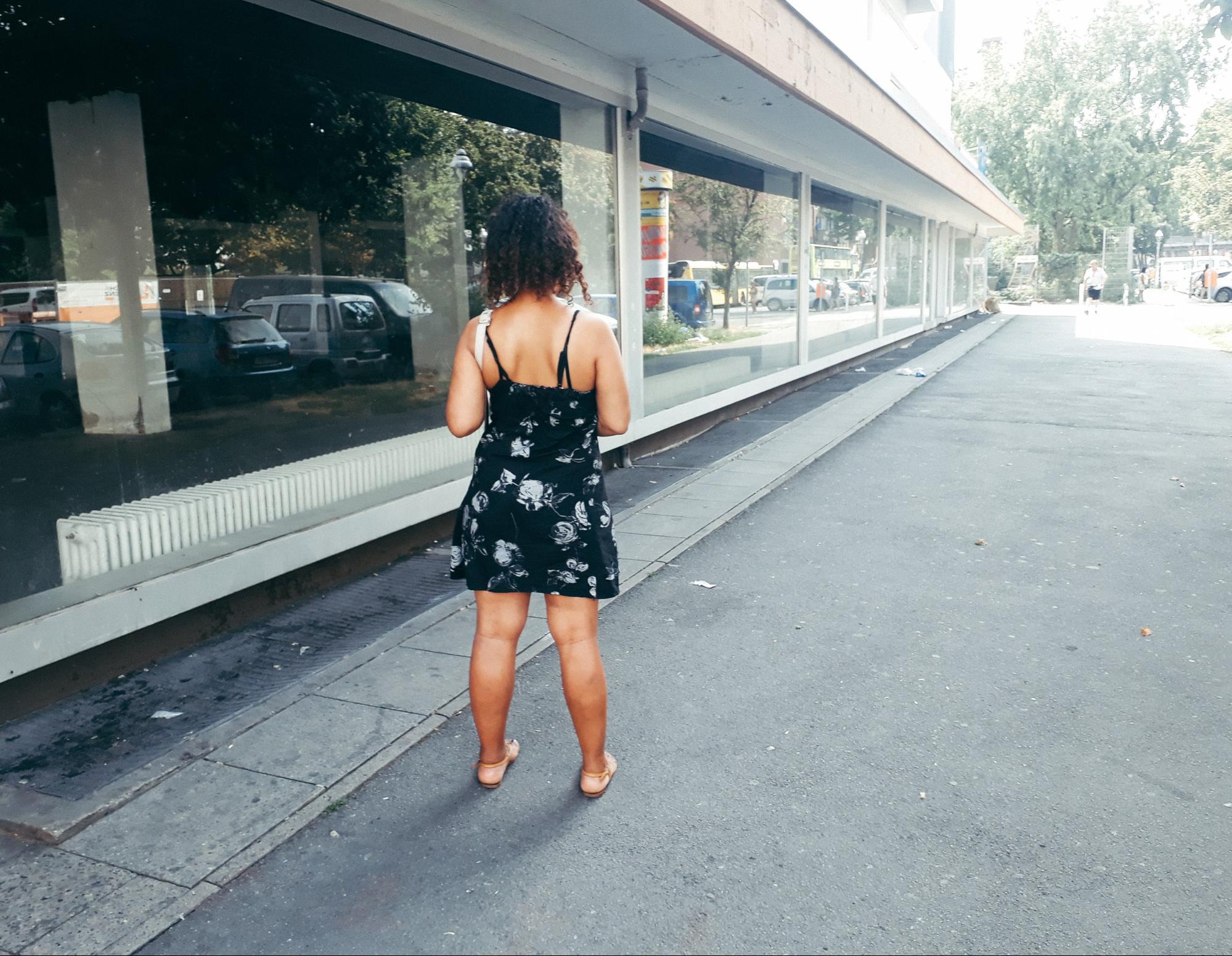Frau aus Weil der Stadt