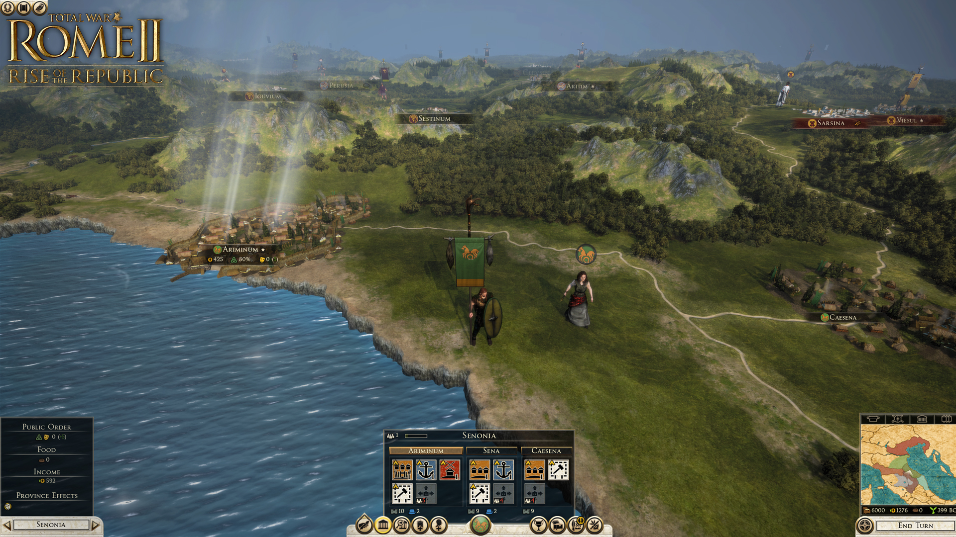 Rome 2\' Finds the Limits of Reinvention in \'Rise of the ...