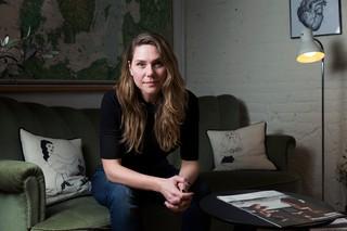 Ein Foto der Porno-Regisseurin Erika Lust.