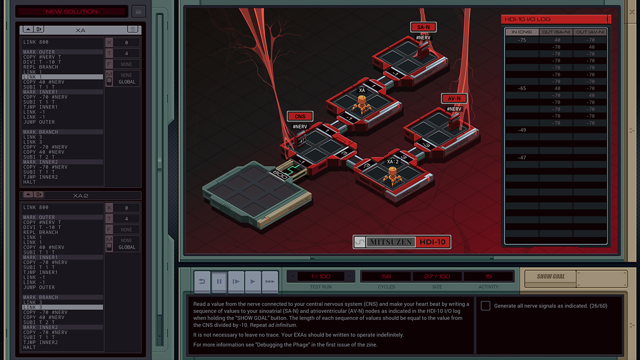 Exapunks' Is a Cyberpunk Hacking Game That Asks You to Print